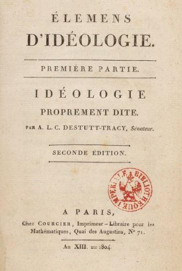 Elemens ideologie