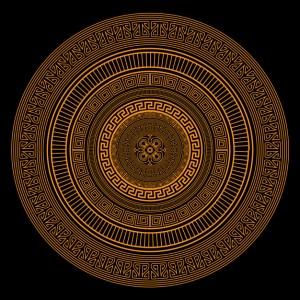 greek-circle