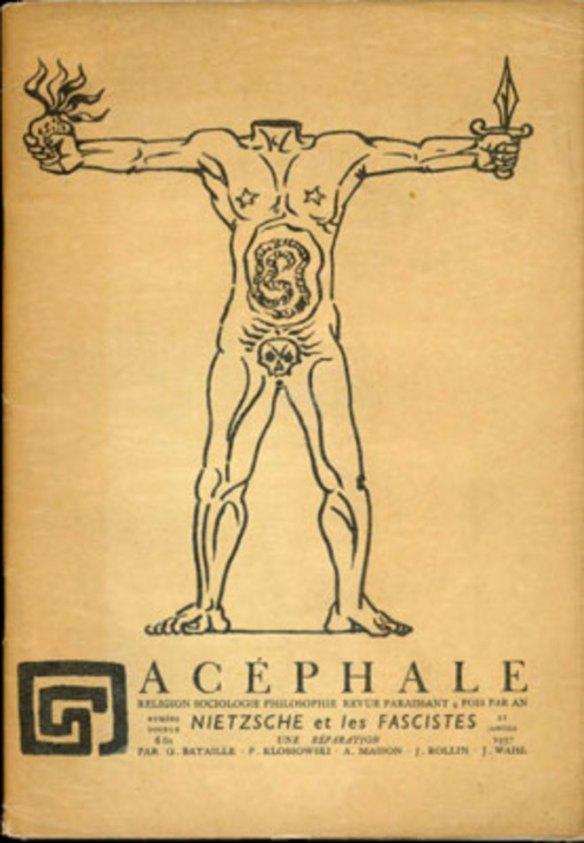 acephale-Nietzche