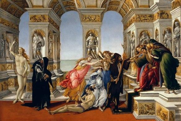 Calunnia_Sandro_Botticelli_1495